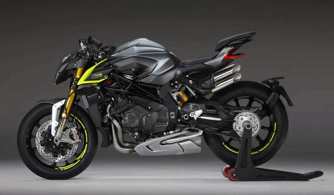 MV Agusta Brutale 1000RR technical specifications